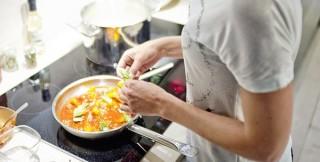 Vaření na indukci