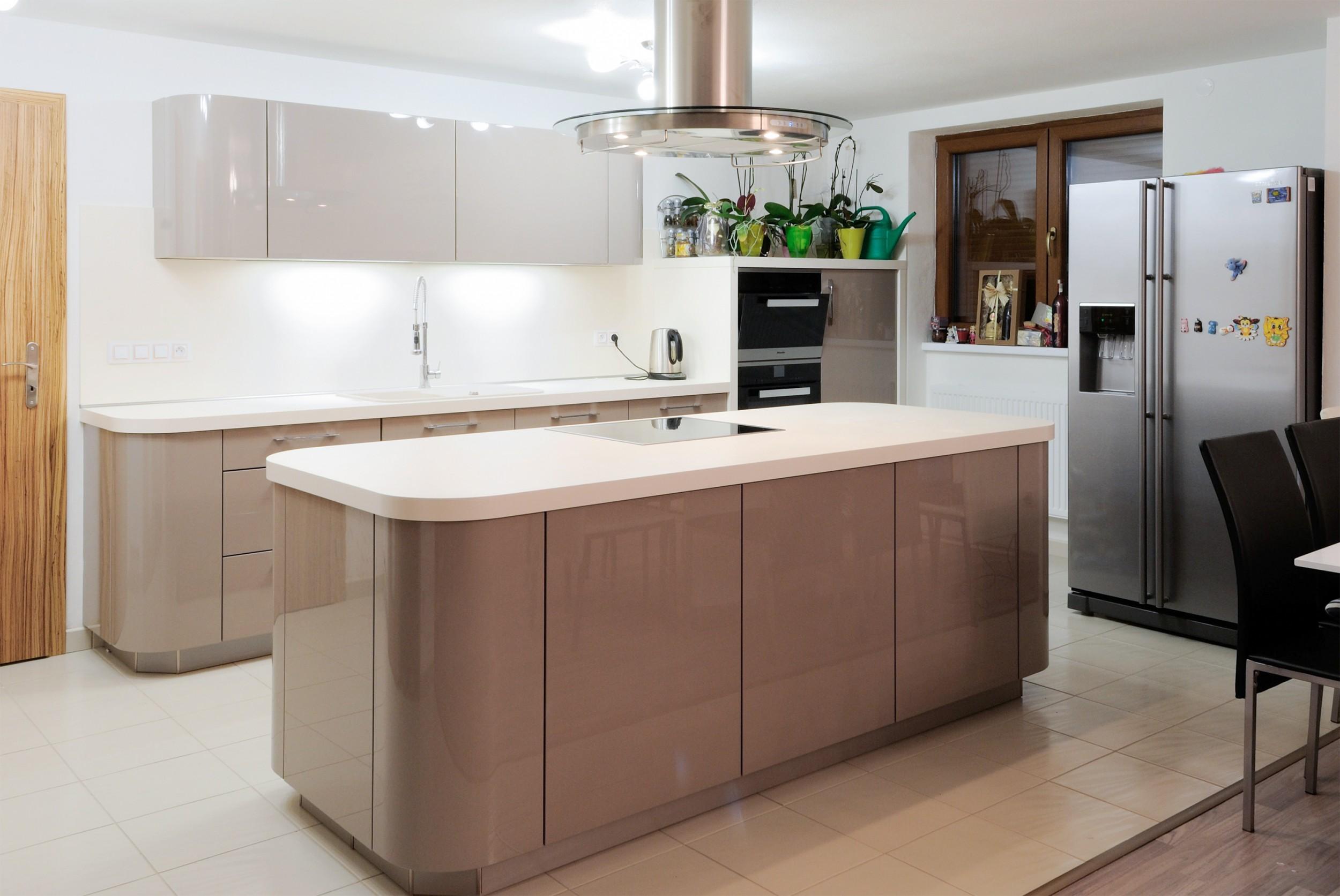 Zakulacená kuchyně Nolte, Klenčí pod Čerchovem | Kuchyně ELZA