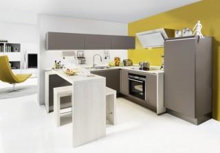 Kuchyně NOLTE Soft Lack 769 Magma soft matná